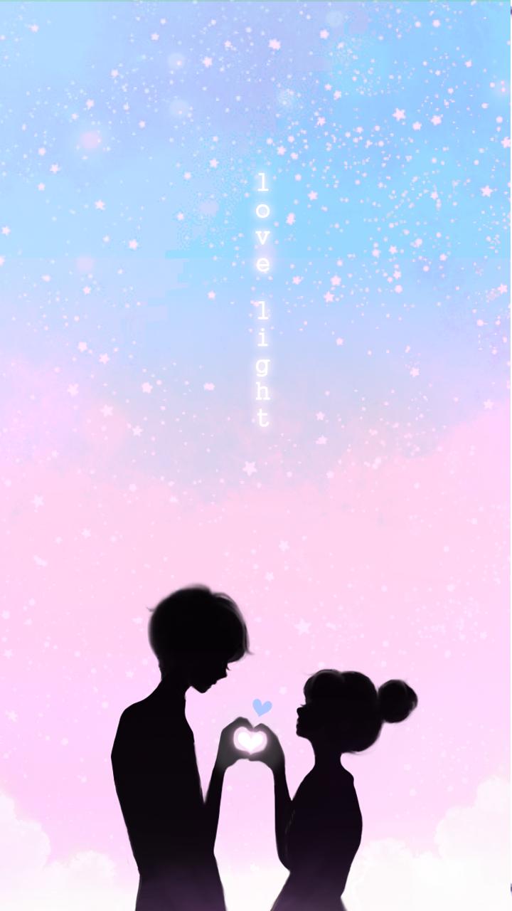 Pin by همس الياسمين on love ️ Romantic anime, Love