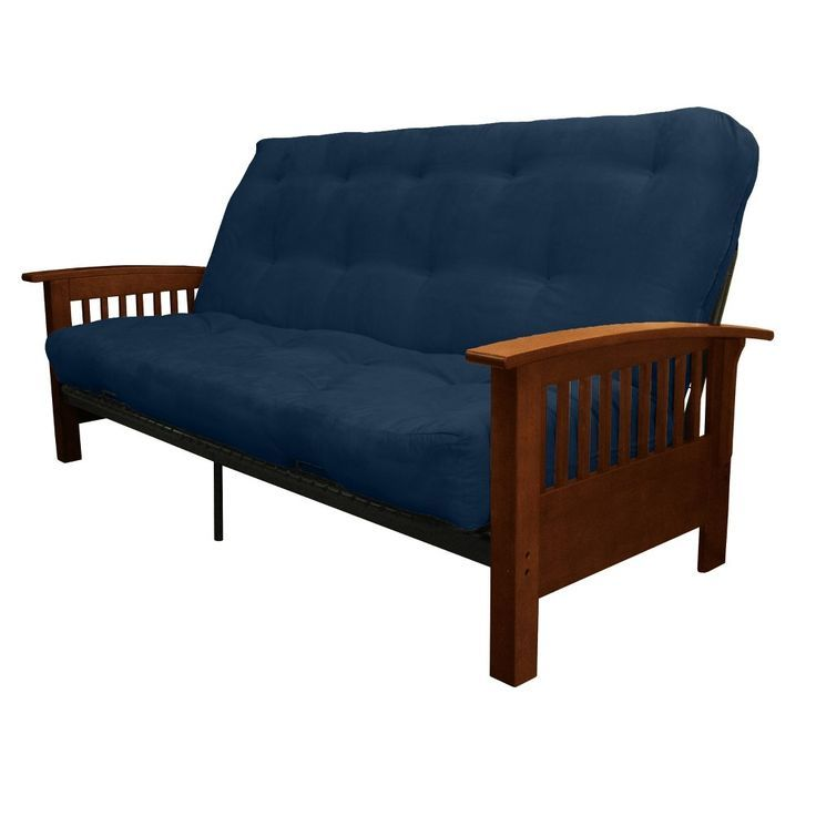 Serving as the perfect sofa during the day and the perfect bed at night the Craftsman Cotton Serving as the perfect sofa during the day and the perfect bed at night the C...