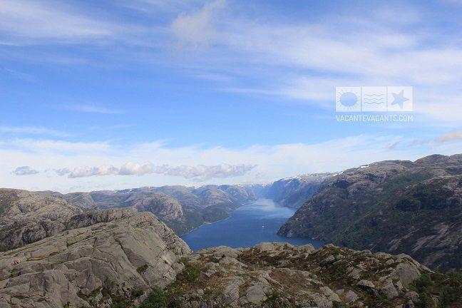 Lyssefjord, Norvegia