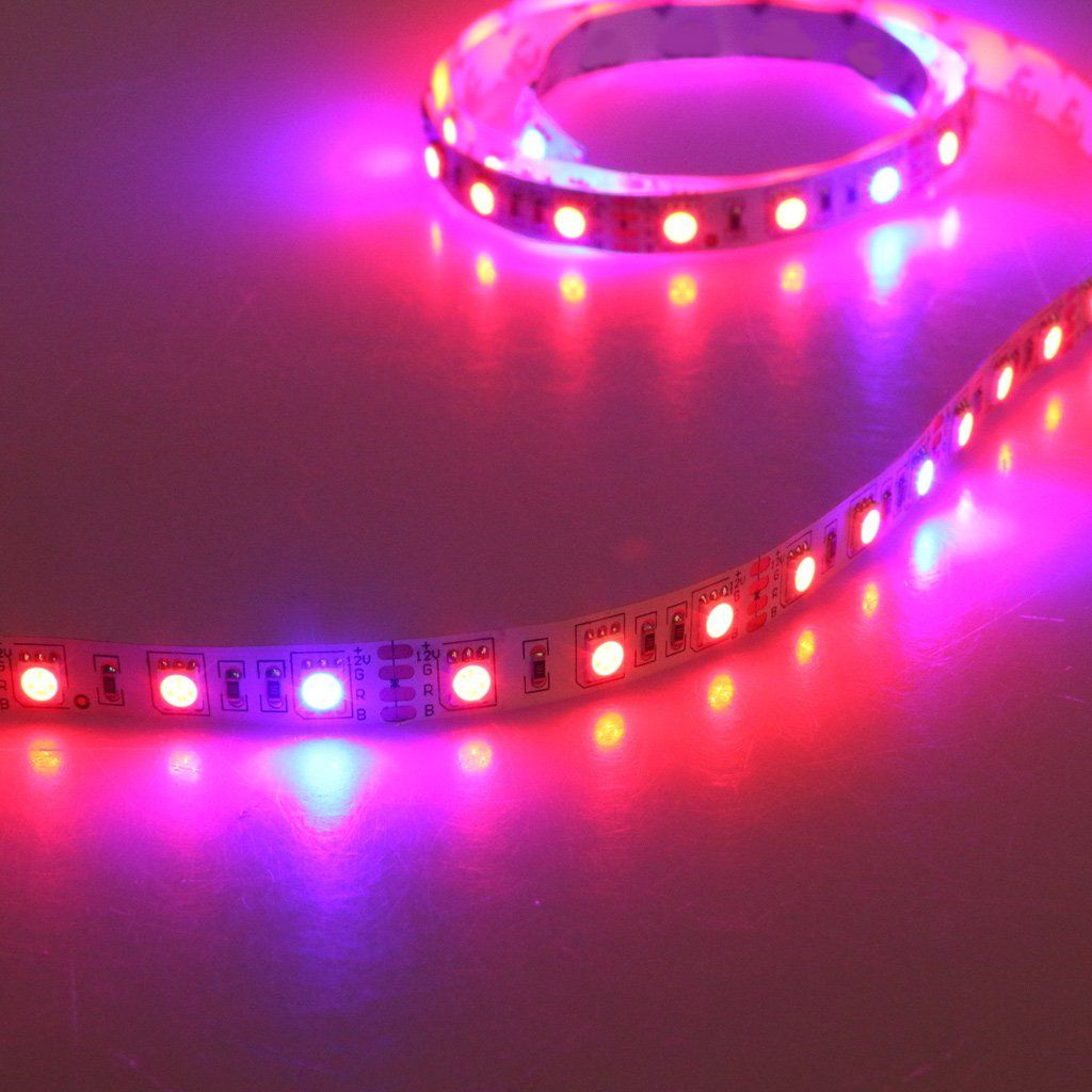 Cici Store Flexible Led Grow Strip Light 5050 Smd Dc 12v Red Blue 5 1 Plant Growing Bar Light For Ind Hydroponic Gardening Hydroponic Plants Propagating Plants