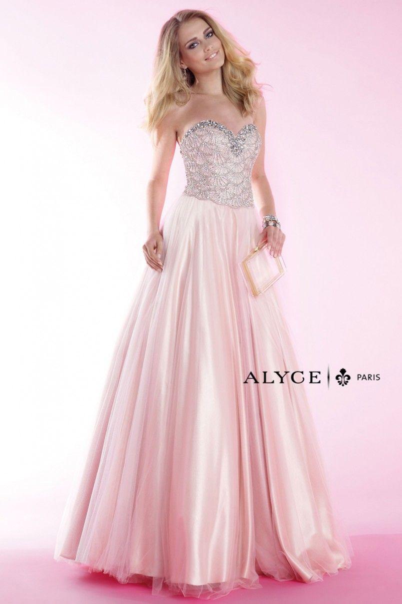 Vestidos de 15 años modernos 2015 de Alyce Paris | mi vestido ...