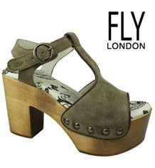 Janis - Thelma - Kioto - FLY London - The brand of universal youth fashion culture