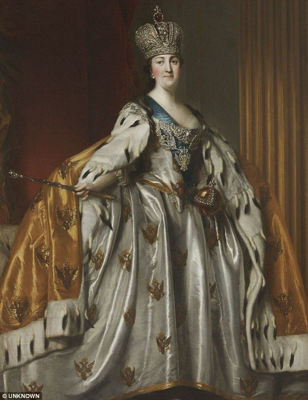Catherine the great fashion 1