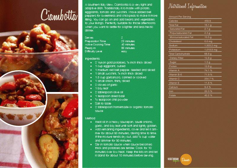 Ciambotta     http://vegetarianbody.com/wp-content/uploads/recipe-volume-1.pdf