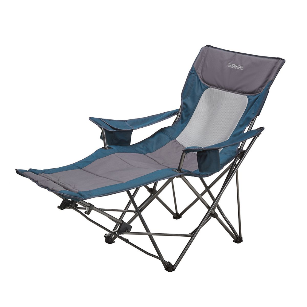 Magellan Outdoors Oversize Collapsible Recliner Academy