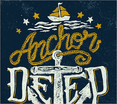 anchor typography - Google Search