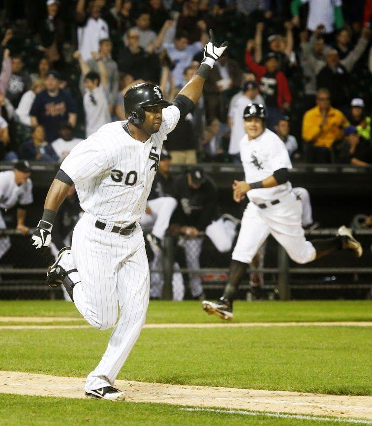 Chicago White Sox De Aza