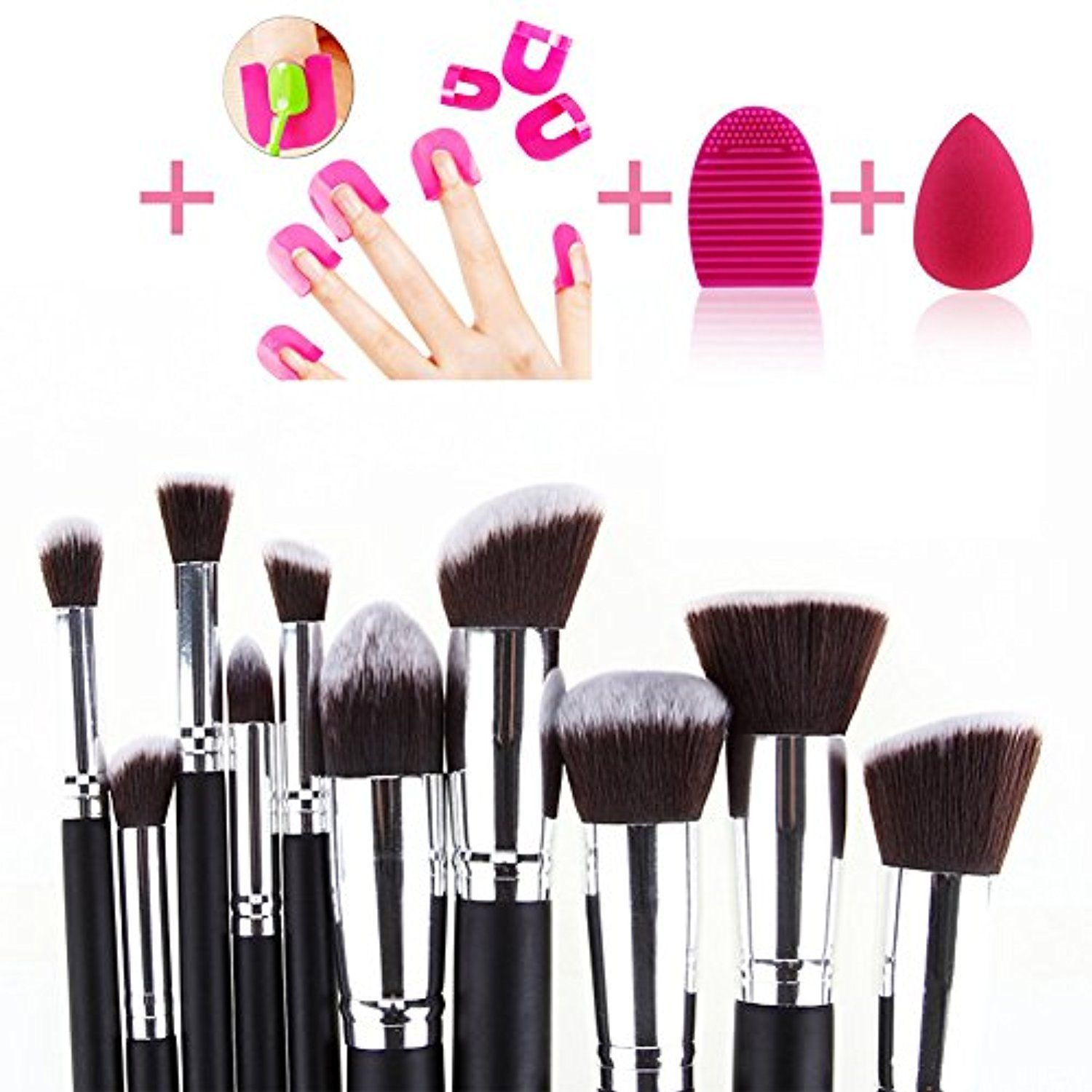 Pin on Makeup Brushes & Tools