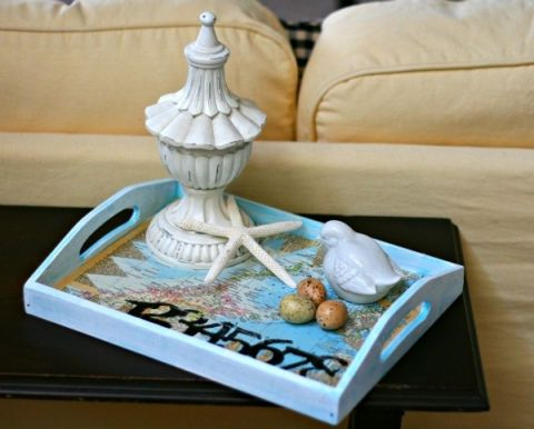 how to decoupage