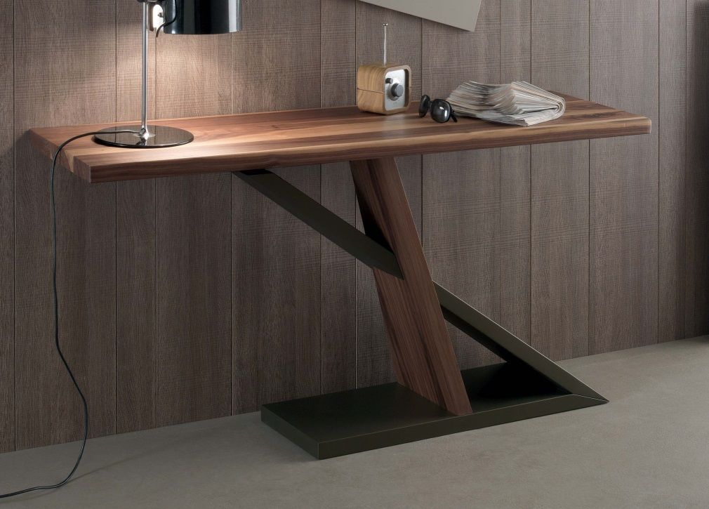 Contemporary Console Tables Functionality Decorative Look And