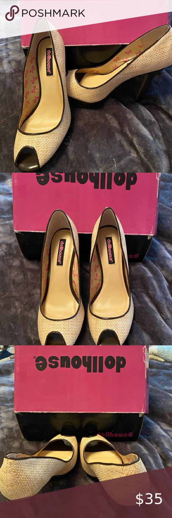 Platform shoes, Dollhouse shoes