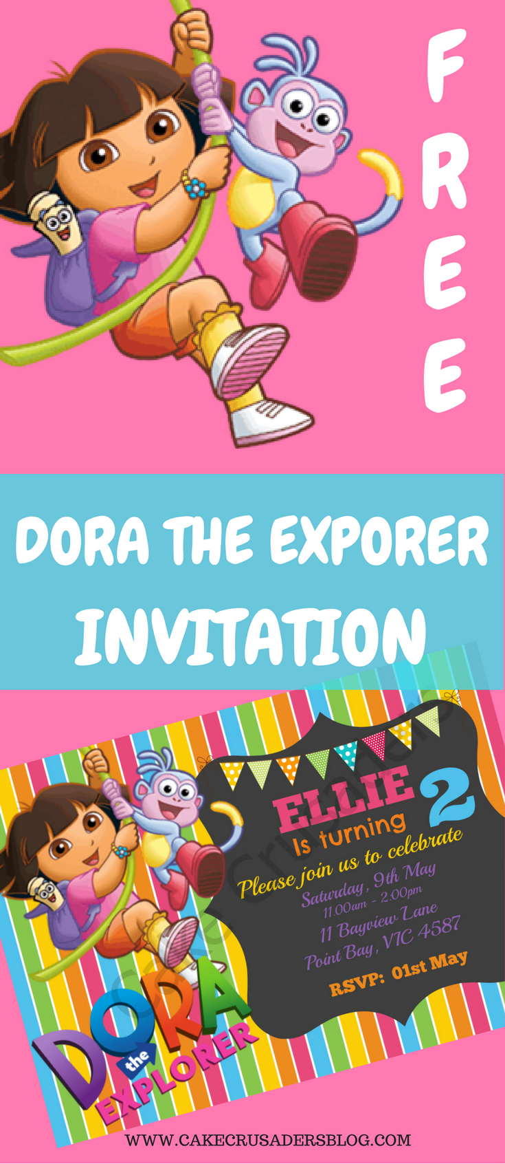 how to make dora the explorer digital invitations party ideas for