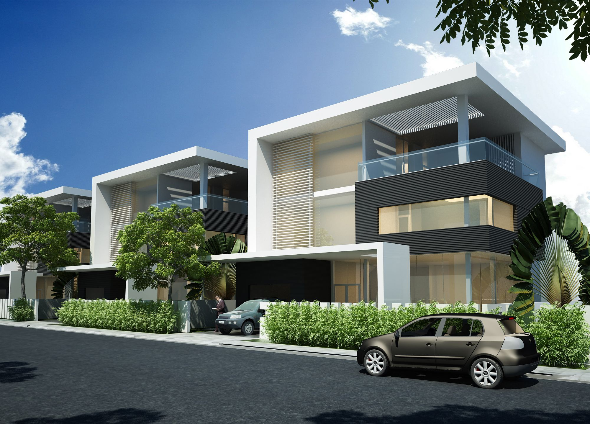 Icymi Double Storey Semi D House Design Home In 2018 Pinterest