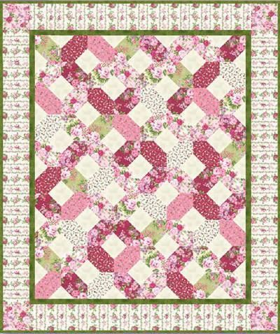 Rose Cottage Quilt Pattern Enjoy This Free Quilt Pattern Rose