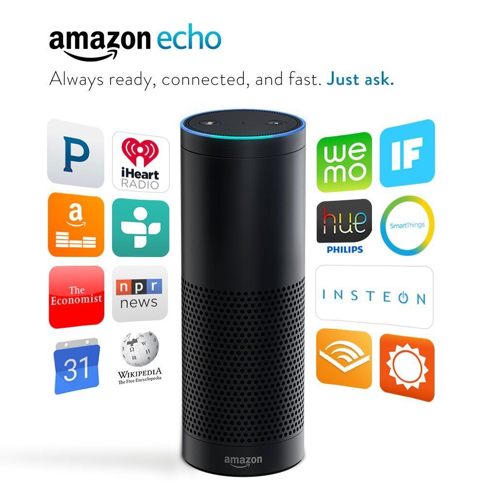 Amazon Echo Gets A Batman vs Superman Voice-Controlled Game #Android #CES2016 #Google