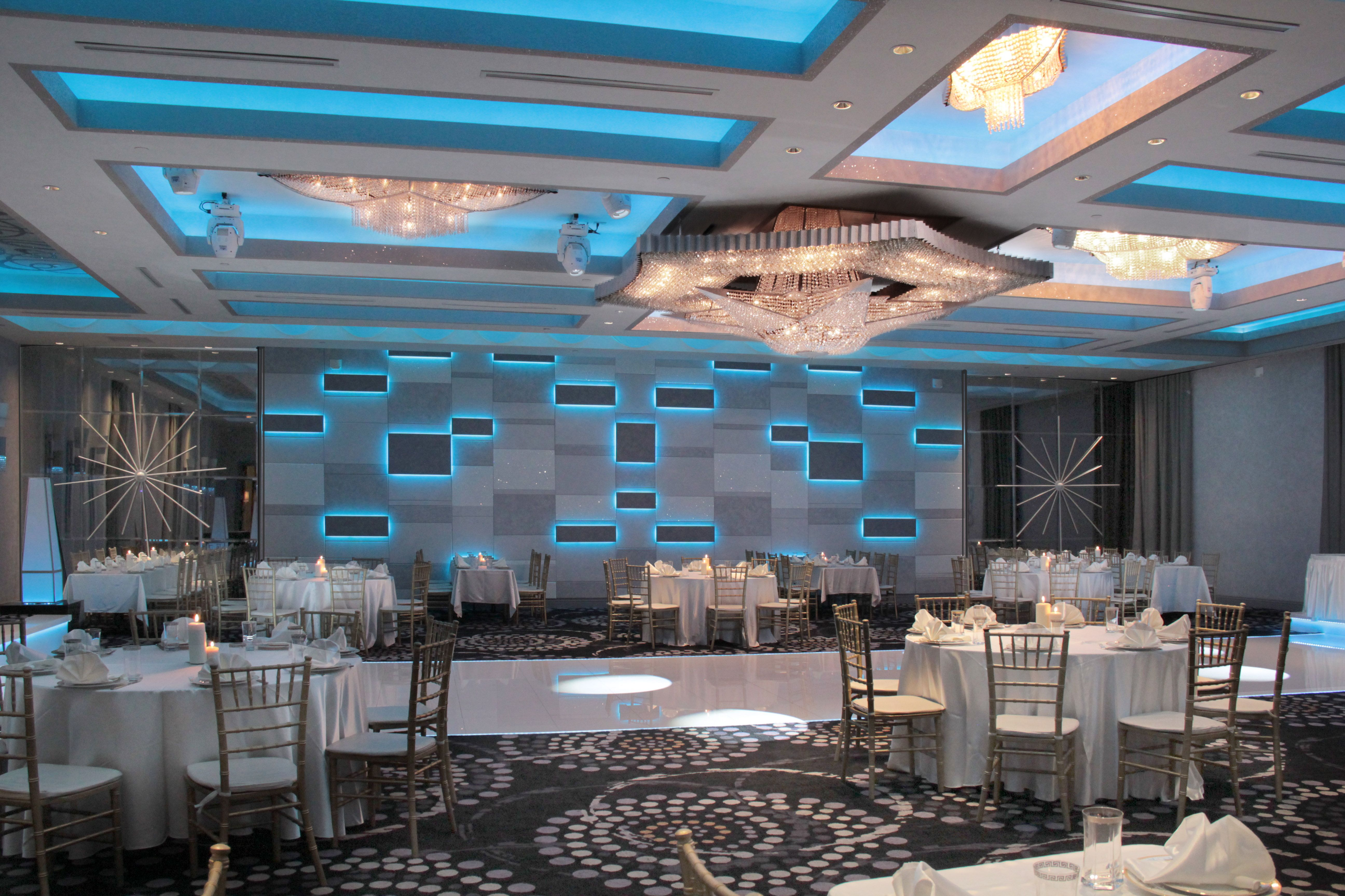 Hollywood Banquet Hall By Daniely Design Group Hospitality Design