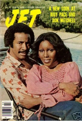 "HOLLYWOOD'S FIRST BLACK POWER COUPLE: Actor Don Mitchell (Ironside) and actress Judy Pace were the first black power couple in Hollywood. After ""Ironside,"" ended, Mitchell became an successful entertainment executive and a shrewd businessman with lucrative investments. The couple was one of the first black couples to occupy a mansion in the Hollywood Hills. Mitchell also rolled around town in a Rolls Royce."