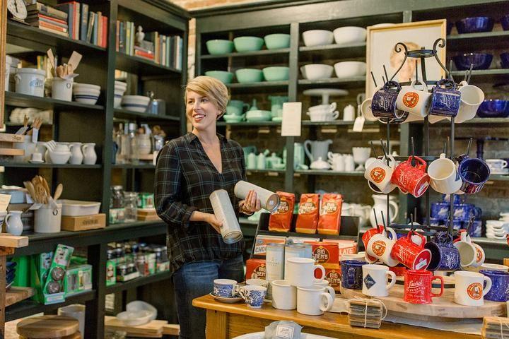 Laurel Mercantile Co. | Erin & Ben Napier | HGTV Home Town
