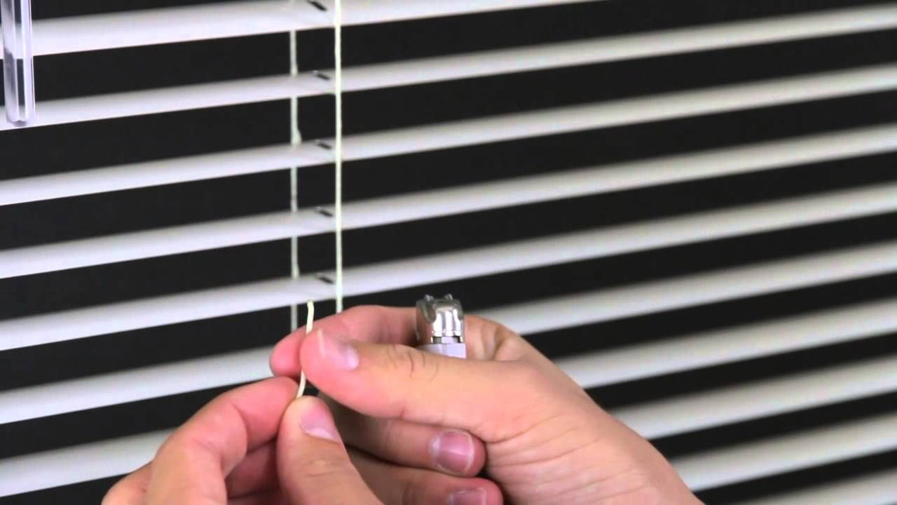repair blinds youtube how watch adjust window to blind
