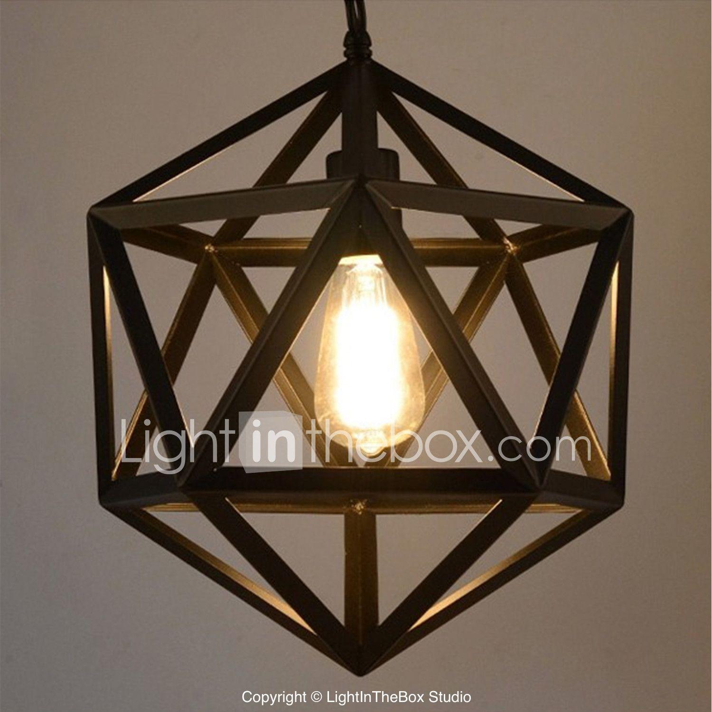 Globe Lampe suspendue Ampoule non incluse 110 120V 220 240V