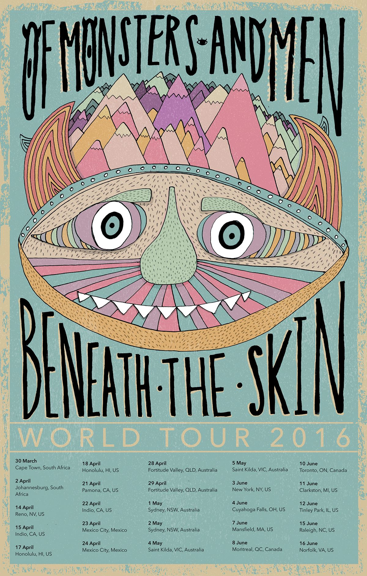 Poster design johannesburg - Event Poster Design On Behance