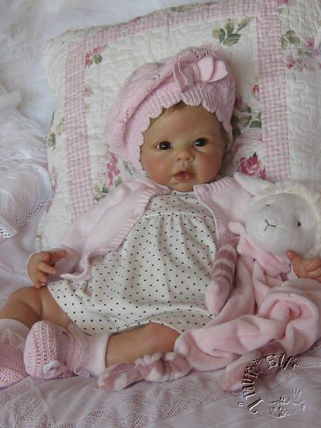 Ava, Reborn Baby Doll by Adrie Stoete/....This doll looks ... |Real Babies For Adoption