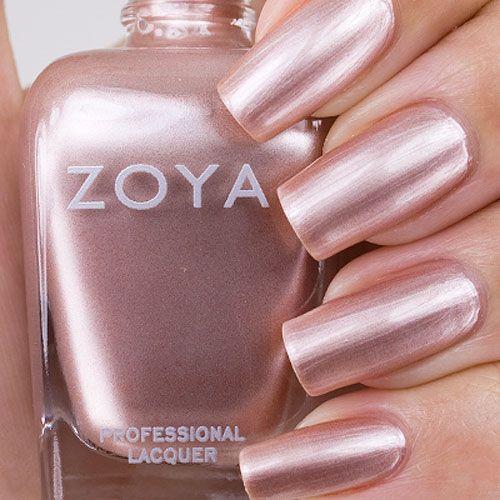 Nail Polish That Looks Like Chrome: HERMINA THIS LOOKS EXACTLY LIKE THE