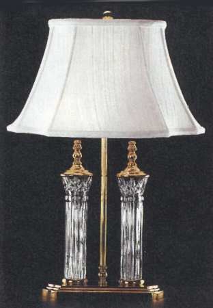 Discontinued Waterford Lamps Free Pattern Info