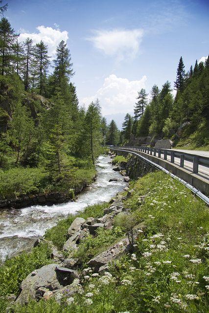 La Rösa, Canton of Graubunden, Switzerland