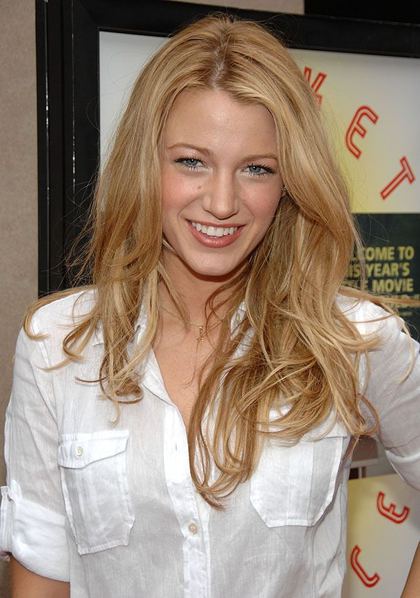 10 Times Blake Lively S Hair Was A Natural Wonder Of The World Blake Lively Hair Blake Lively Hair Styles