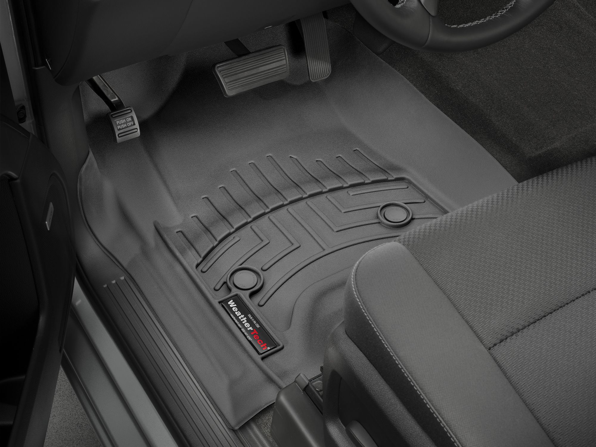 Floor Protection For Fall Is At Weathertech Floor Liners Weather Tech Chevrolet Silverado 1500