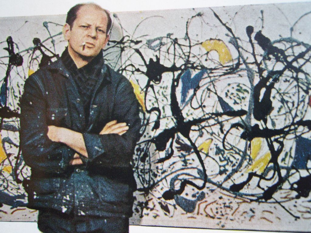 Image result for painter jackson pollock killed in an auto accident