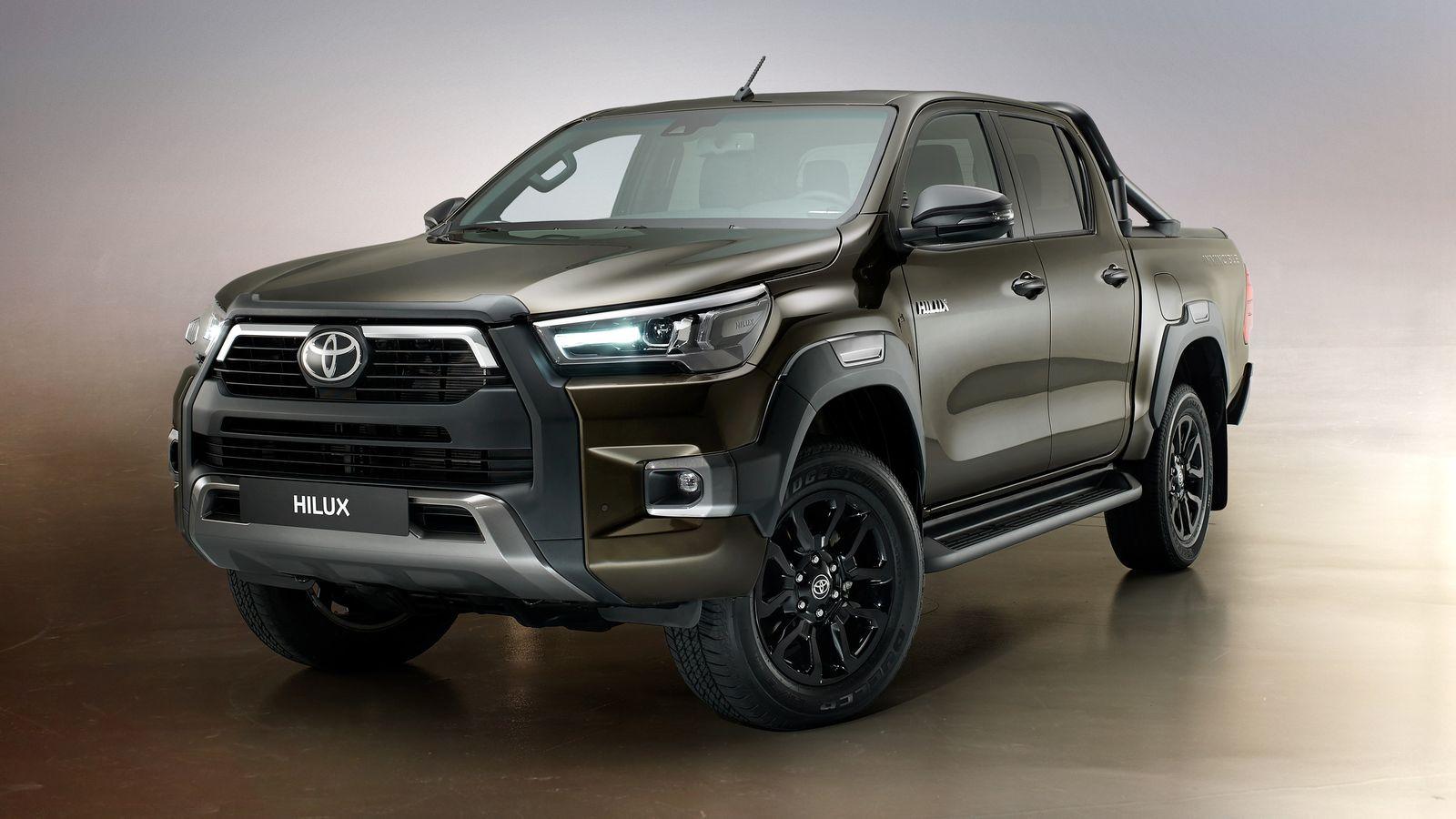 Toyota Hilux 2021 Aptitudes Mejoradas En 2020 Toyota Hilux Toyota Motores