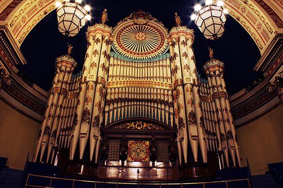 Free Organ Sample Library | Download Leeds Town Hall Organ Sample Pack | Kontakt, EXS24, Ableton & Reason