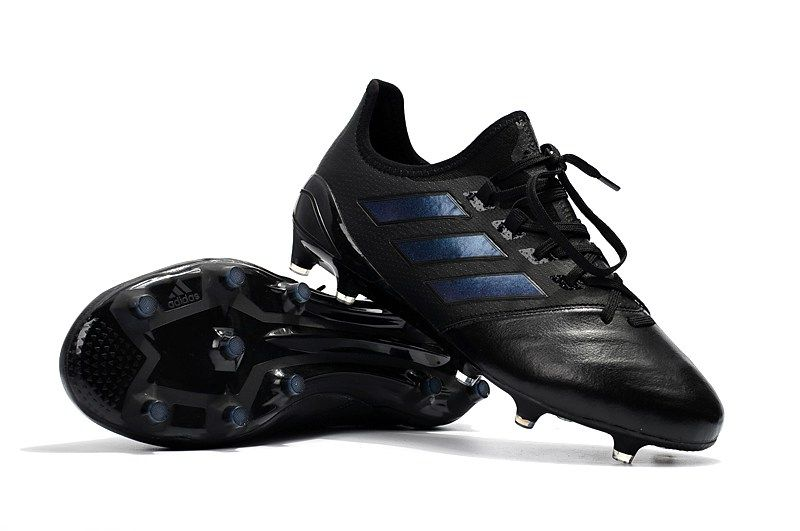 official photos d7714 bf2d2 Adidas ACE 17.1 Leather FG Preta