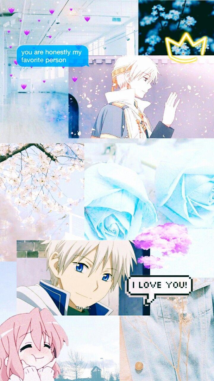 Zen Wisteria Wallpaper Seni Anime Gambar Gambar Anime