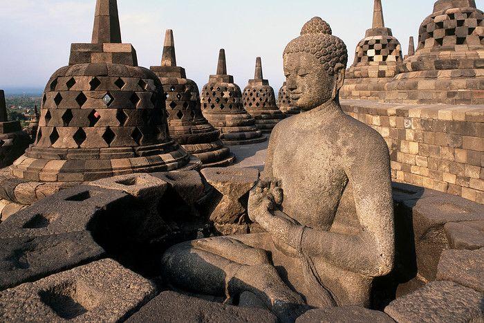 Borobudor Java Indonesia
