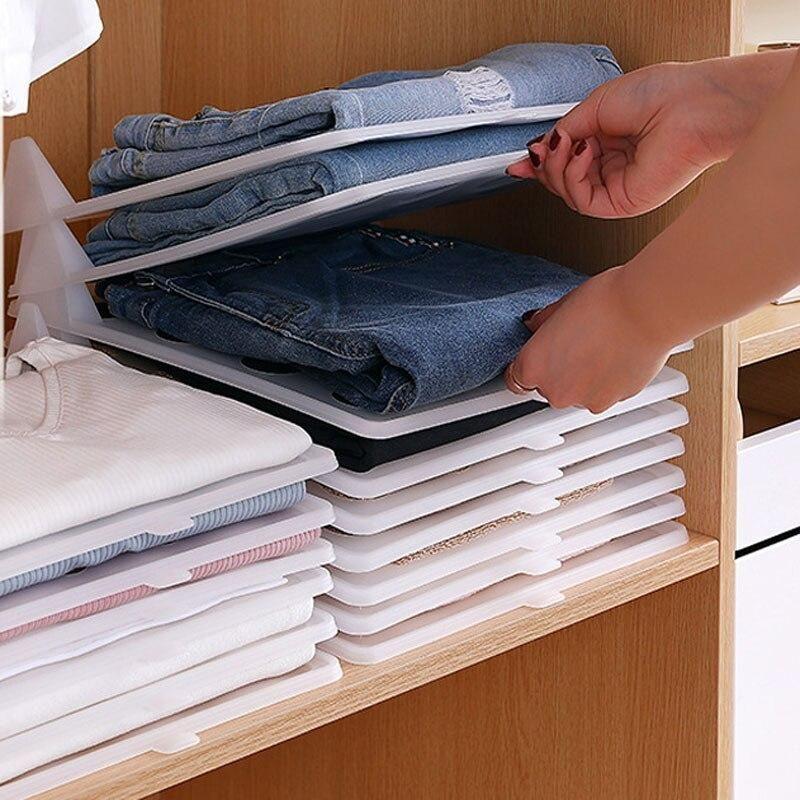 T-shirt Document Home Closet Organizer