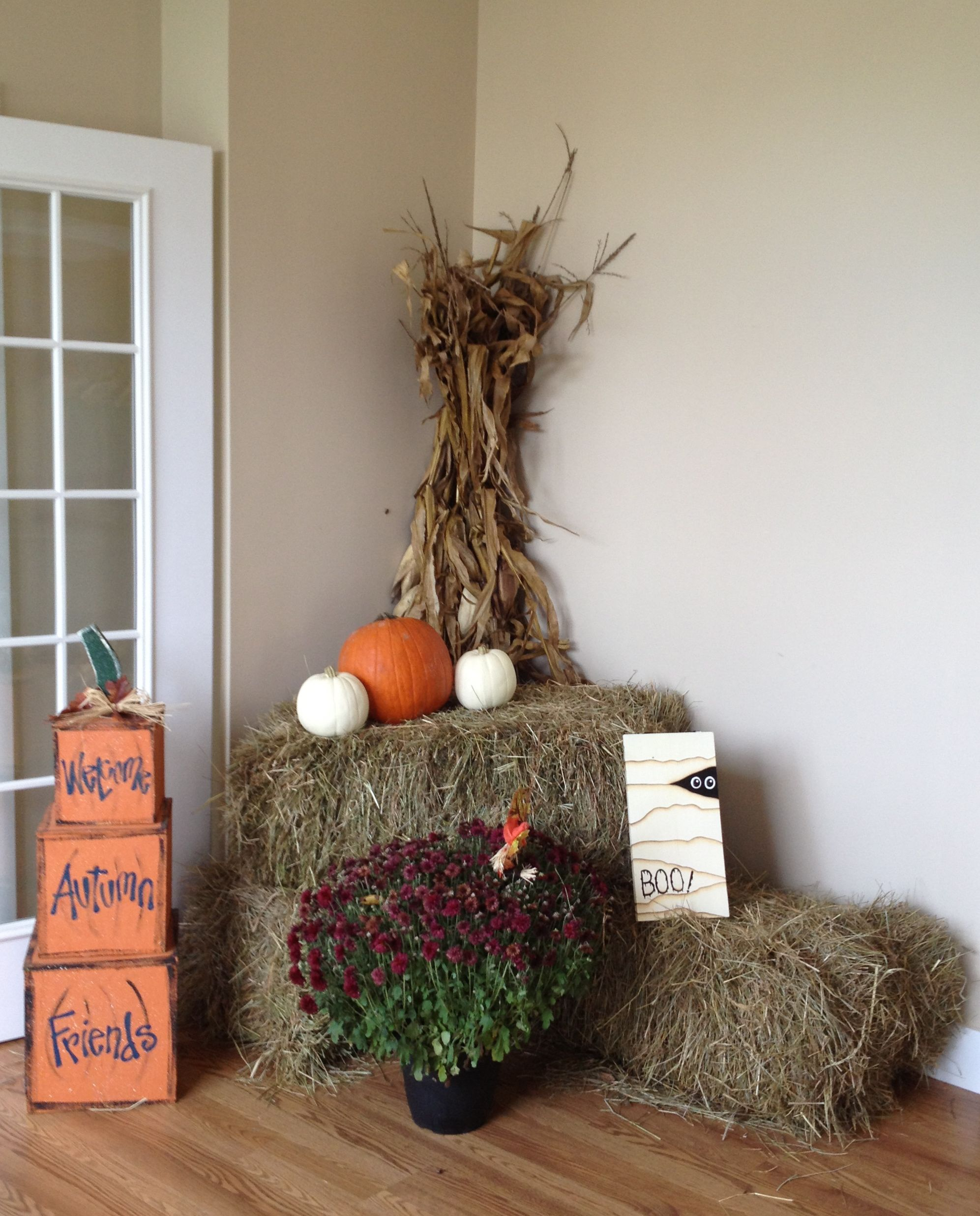 halloween themed baby shower entrance | our events | pinterest