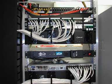Utp patch panel definition in law