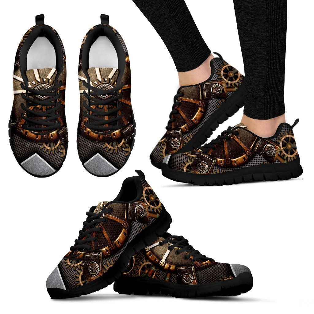 Gears & Cogs Sneakers