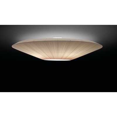 Bover siam 03 8 light led ceiling flush light wayfair uk