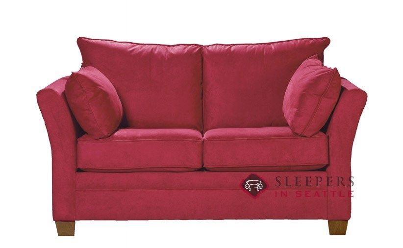 Savvy Venice Sleeper (Twin)  Graceful with piped tailoring finish.  Customize it!