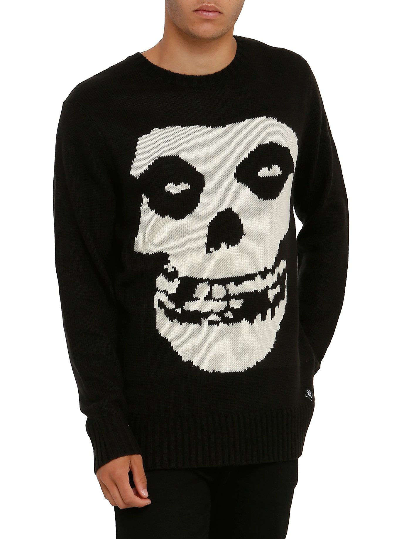 Iron Fist Misfits Fiend Skull Sweater | Hot Topic | Clothes ...