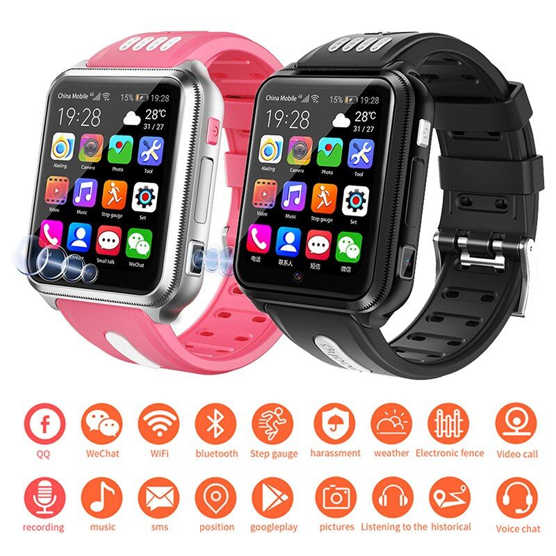 7bba22a18c74fc42d4f7ea1bf50cddc7 Smart Watch Kid 4g