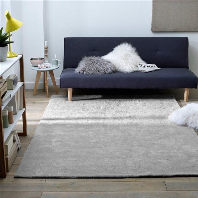 tapis coton tuft renzo la redoute interieurs la. Black Bedroom Furniture Sets. Home Design Ideas