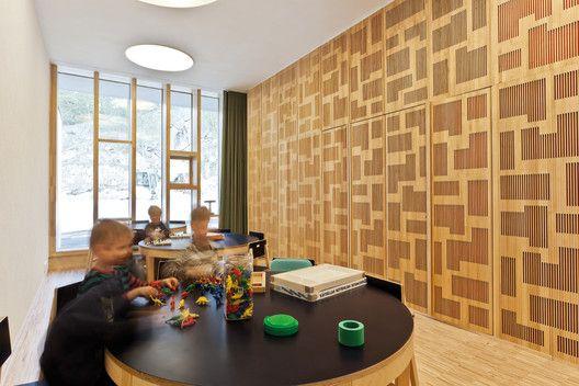 House of Children in Saunalahti,© Mika Huisman