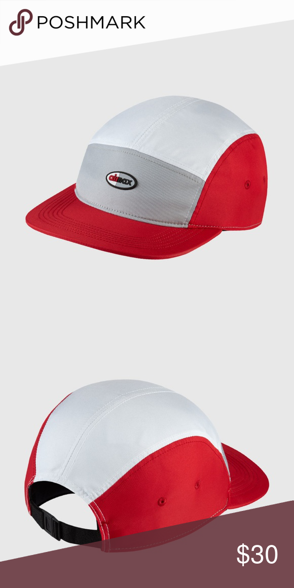 3353d0aac57d8 NIKE — Sportswear AW84 Air Max Adjustable Hat NWT NEW WITH TAGS Sold out  everywhere! NIKE Sportswear AW84 Air Max Adjustable Hat Unisex Sizing ...