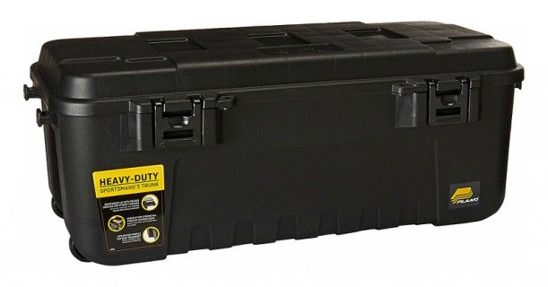 Amazon Plano Heavy Duty Sportsman S Trunk Only 39 99 Shipped
