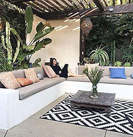 Photo of Garden Seating Ideas Courtyard 44+ Best Ideas #garden
